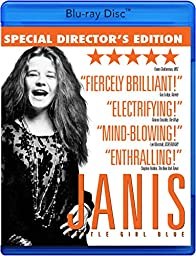 Janis: Little Girl Blue - Special Director\'s Edition [Blu-ray]