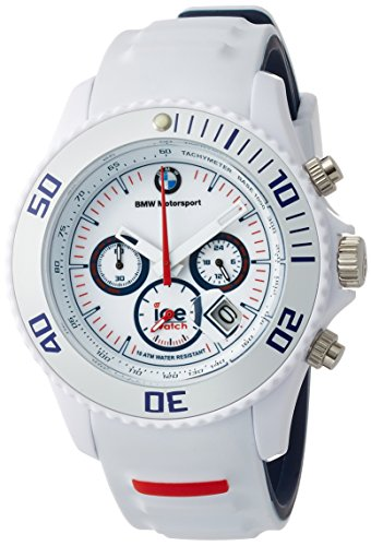 Ice Watch - BM.CH.WE.B.S.13 - BMW Motorsport Edition by Ice-Watch - Big Ø 48 mm - weiß