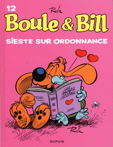 Boule & Bill T.12 : Sieste sur ordonnance  Roba, BANDE DESSINEE