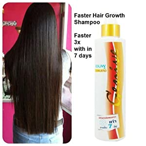 Amazon.com: 1 X Genive Long Hair Fast Growth Shampoo Helps ...