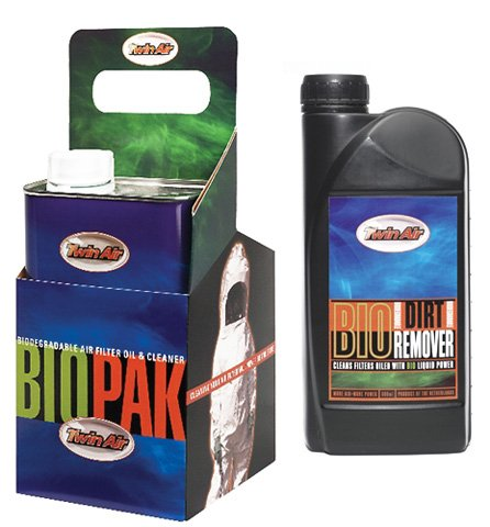 Tiwn Air Twin Air Bio Filter Oil And Cleaner Pack 159020