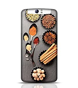 Stylebaby Phone Case Indian Spices Back Cover Oppo N1