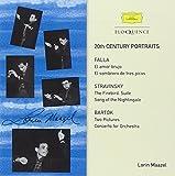 20th-Century Portraits-Falla Bartok Stravinsky
