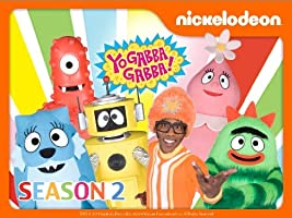 Yo Gabba Gabba Season 2 [HD]