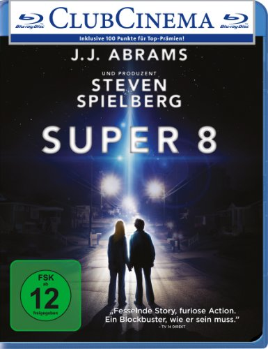 Super 8 [Alemania] [Blu-ray]