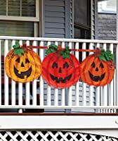 Halloween Pumpkin Bunting