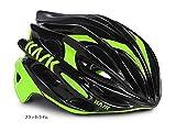 KASK(カスク) MOJITO <ブラック/ライム> ロードヘルメット M