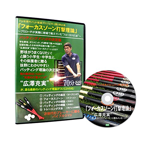 フォーカスゾーン打撃理論DVD