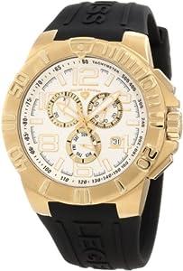 Swiss Legend 40118-YG-02S - Reloj de pulsera hombre, caucho
