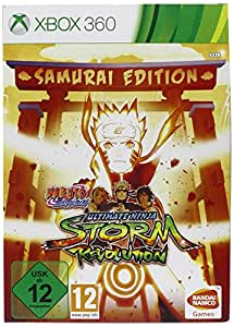Naruto Shippuden : ultimate Ninja storm revolution - édition collector
