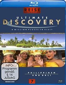 Ultimate Discovery 7 - Philippinen & Bali [Blu-ray]