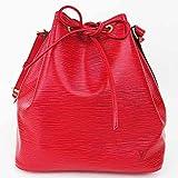 (ルイヴィトン)Louis Vuitton M44107 プチノエ エピ ショルダー バッグ カスティアンレッド 赤 BBG-A9180スーパーSALEポイント10倍[中古]