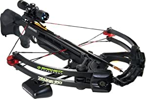 Barnett Zombie 350 CRT Crossbow, Black by Barnett