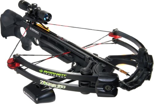 Barnett Zombie 350 CRT Crossbow, Black