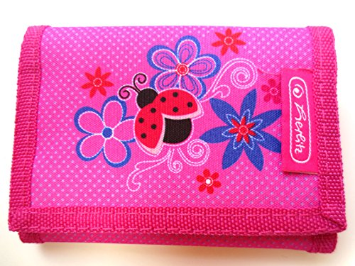 Purse Ladybug Pink for Children