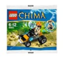 Lego Chima Leonidas Jungle Dragster 30253