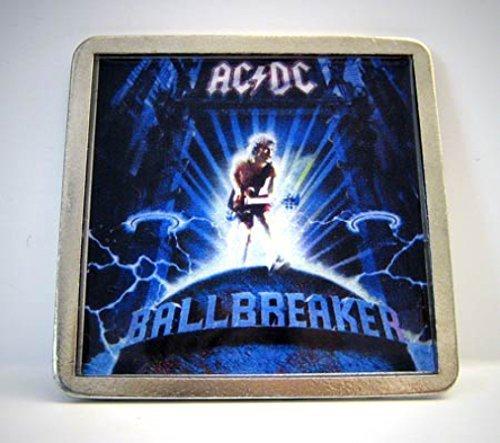 AC / DC Ballbreaker Buckle, Hard Rock, Angus Young