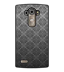 PrintDhaba Pattern D-2209 Back Case Cover for LG G4 (Multi-Coloured)