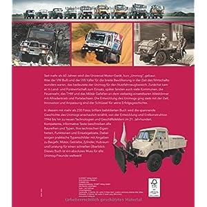 Der Unimog: Arbeitstier und Kultmobil