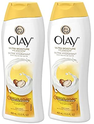 Olay In-Shower Body Lotion 4 Count