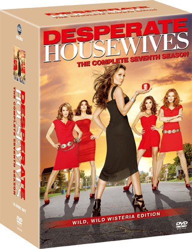 デスパレートな妻たち シーズン7 COMPLETE BOX [DVD]