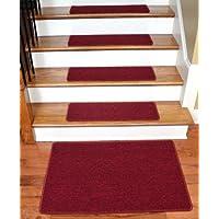 Dean Serged DIY Carpet Stair Treads 27