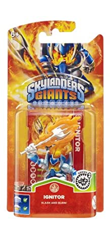 Skylanders Giants - Character Pack - Ignitor (Wii/PS3/Xbox 360/3DS)