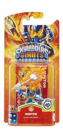 Figura Skylanders Sg (Código Individual). Ignitor