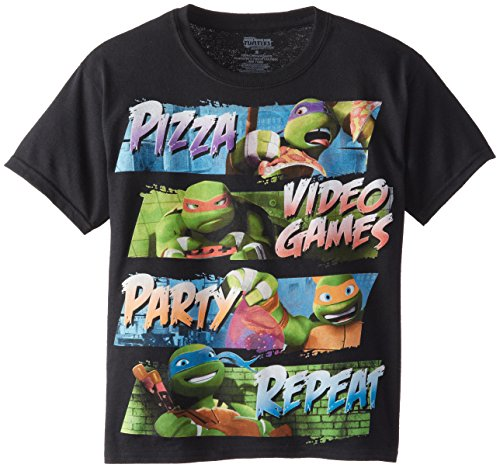 Teenage Mutant Ninja Turtles Big Boys' T-Shirt
