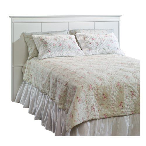 Buy Bargain Falls Village Full/Queen Headboard in Soft White