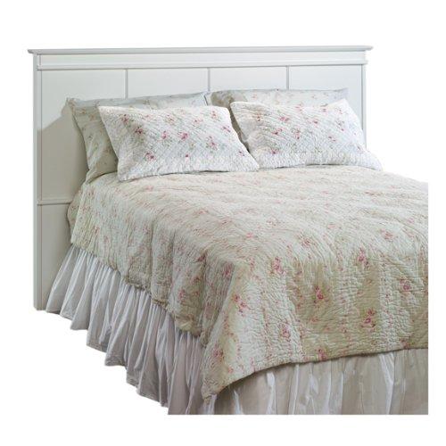 Buy Bargain Falls Village Full/Queen Headboard in Soft White