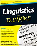 img - for Linguistics For Dummies book / textbook / text book