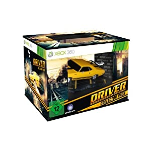 Driver: San Francisco - Collector's Edition