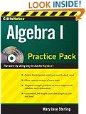 CliffsNotes Algebra I Practice Pack