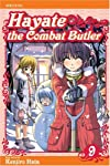 Hayate the Combat Butler, Volume 9
