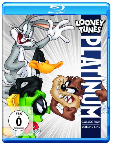 Looney Tunes Part 1 (1936-1966) BDRip [720p] от HQ-ViDEO