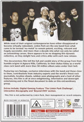 Linkin Park - From a Whisper to a Scream, DVD