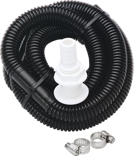 SeaSense Bilge Pump Plumbing Kit 1-1/8 X 6 Foot
