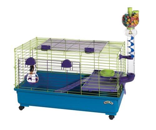 Super Pet Treat Pet-n-Play Habitat for Rabbits or Guinea Pigs, Large