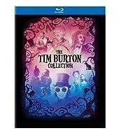 The Tim Burton Collection & Hardcover Book [Blu-ray]
