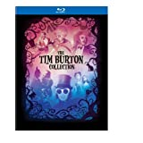 The Tim Burton Collection & Hardcover Book Blu-ray – $26.49!