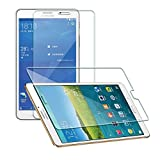 BMOUO For Galaxy Tab E 9.6 Screen Protector, Ultra Clear High Definition Tempered Glass Screen Protector for Samsung Galaxy Tab E 9.6 inch Tablet(2015 Released) (Color: Samsung Galaxy Tab E 9.6 inch - Clear)
