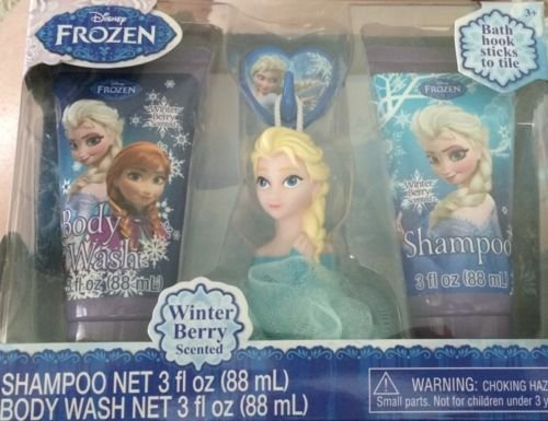 Disney's Frozen Elsa Shampoo & Body Wash Set - 1