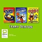 Squish! Crash! Chomp! | Terry Denton