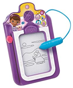 VTech Doc McStuffins Doc's Talk and Trace Clipboard Toy