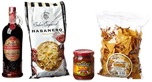 Sierra Madre Rum Prohibido Snack Paket Klein, 1er Pack