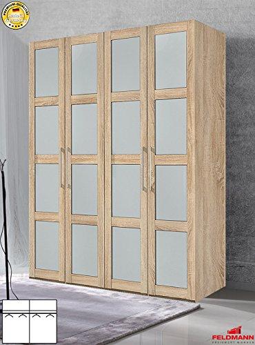 Arte-M-Kleiderschrank-4-trig-670304-eiche-sgerau-milchglas-202cm