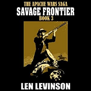 Savage Frontier Audiobook