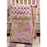 My Baby Sam Sweet Pea Hamper, Lavender