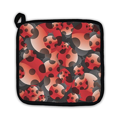 Gear New Pot Holder, Ladybug Pattern, GN33527